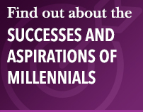 Find out about the Successes and Aspirations of Millennials