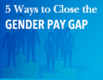 5 Ways to Close the Gender Pay Gap
