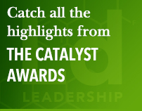 Catch all the highlights from the Catalyst Awards