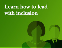 Learn how to lead with inclusion