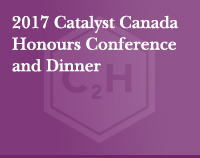 2017 Catalyst Canada Honours Conference and Dinner