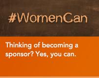 #WomenCan