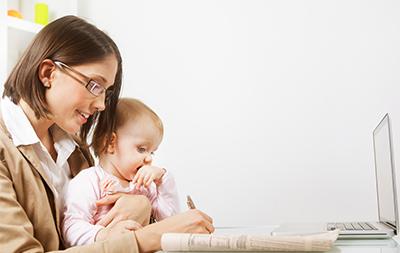 Celebrating Working Mothers