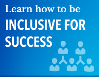Learn how to be inclusive for success