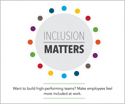 Inclusion Matters infographic