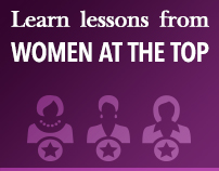 Learn lessons from women at the top