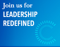 Join us for Leadership Redefined