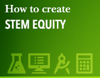 How to create STEM equity
