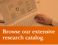 Browse our extensive research catalog.