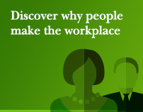 Discover why people make the workplace