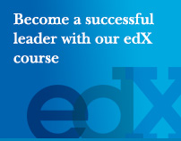 Become a successful leader with our edX course