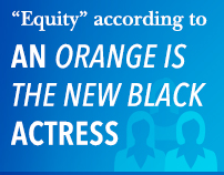 """Equity"" according to an Orange is the New Black actress"
