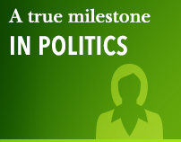 A true milestone in politics