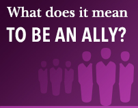 What does it mean to be an Ally?